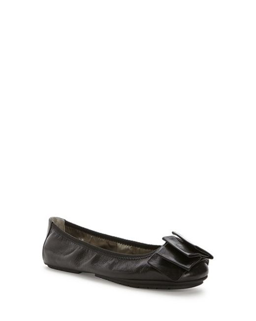 Me Too | Black 'lilyana 2.0' Flat | Lyst