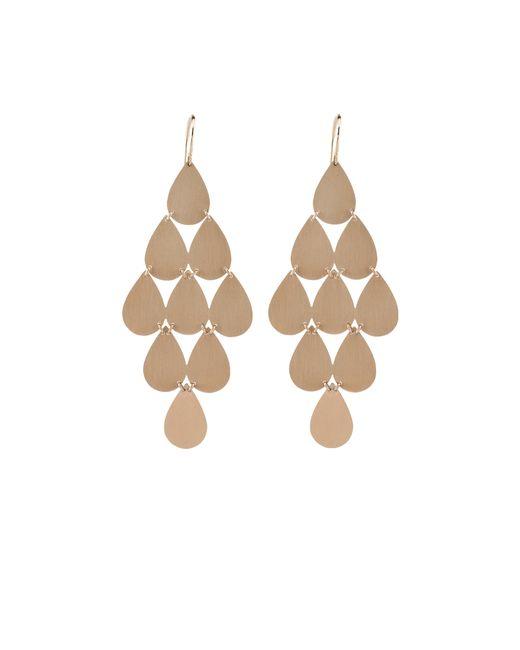 Irene Neuwirth | Metallic Nine-drop Chandelier Earrings | Lyst