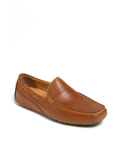 Sperry Top-Sider | Brown 'gold Cup - Kennebunk' Driving Shoe for Men | Lyst