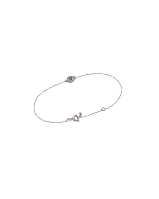 Tai | Metallic Evil Eye Bracelet | Lyst