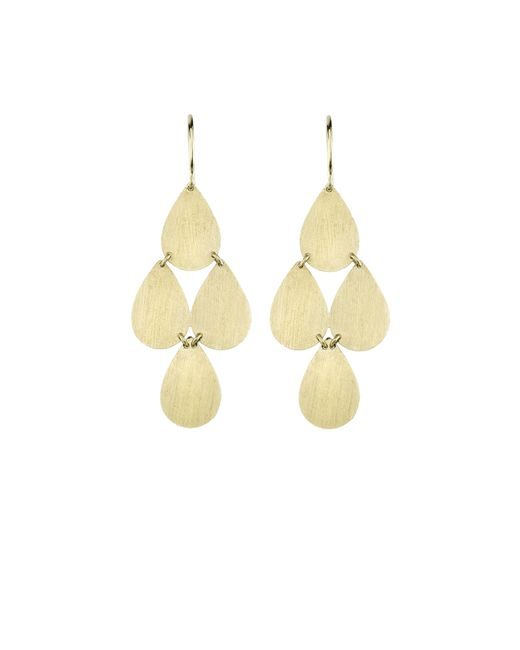 Irene Neuwirth | Yellow Four-drop Chandelier Earrings | Lyst