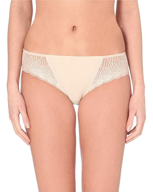 Wacoal | Natural La Femme Bikini Briefs | Lyst