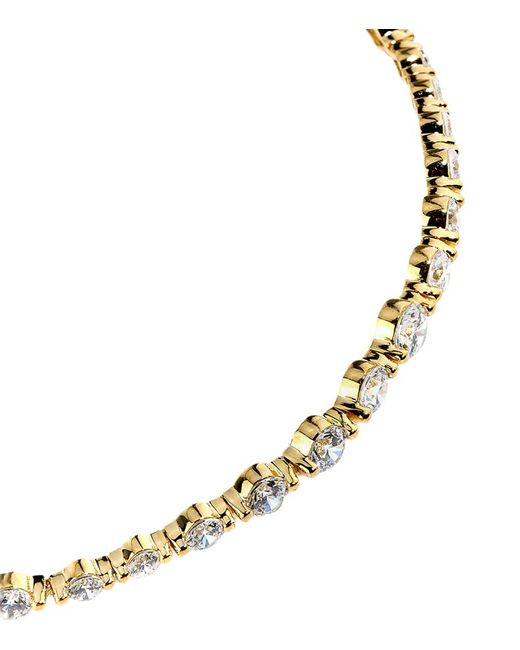 Carat* | Metallic Quentin Yellow Gold Bracelet | Lyst