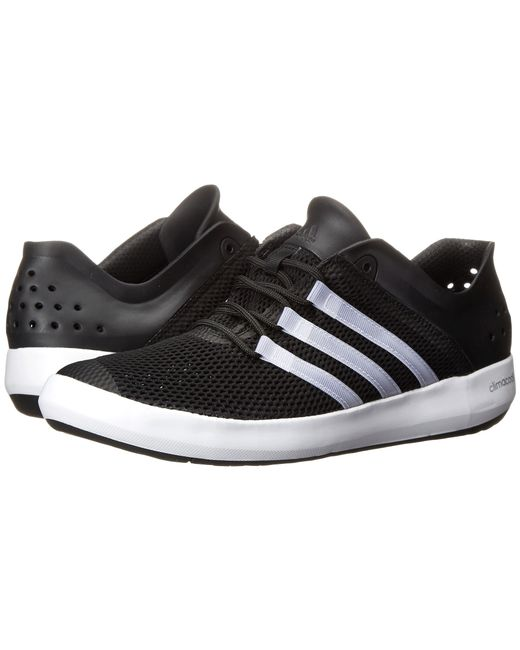 Adidas Originals | Black Climacool® Boat Pure for Men | Lyst