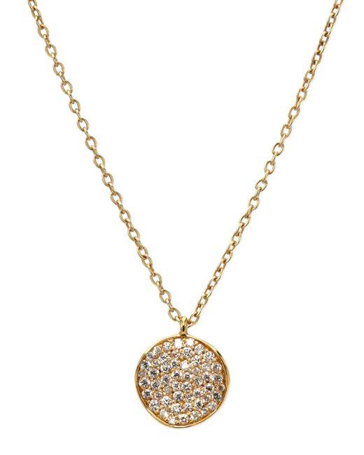 Ippolita | Metallic Stardust Diamond Pendant Necklace | Lyst