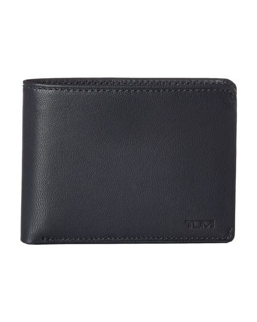 Tumi | Blue Chambers Double Billfold With Id for Men | Lyst