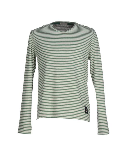 Roberto Collina | Green Sweater for Men | Lyst