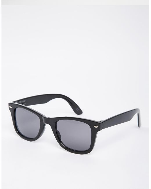 Glasses Frames With Interchangeable Arms : Asos Square Sunglasses With Three Interchangeable Arms in ...