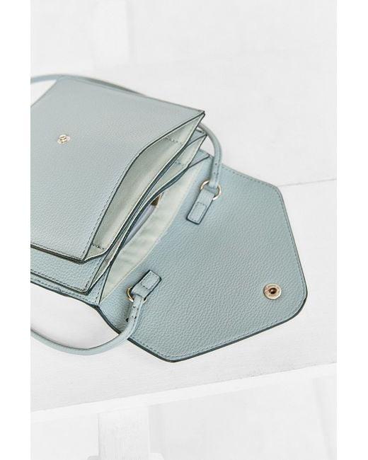Kimchi Blue | Green Box Envelope Crossbody Bag | Lyst