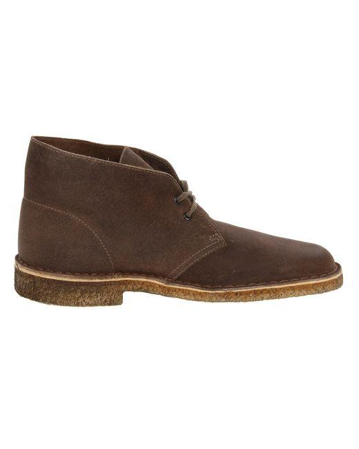 Clarks | Brown Desert Boot for Men | Lyst