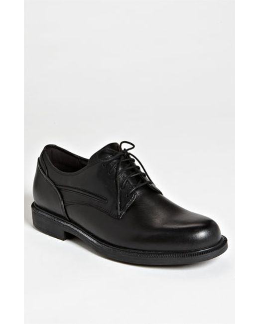 Dunham | Black 'burlington' Oxford for Men | Lyst