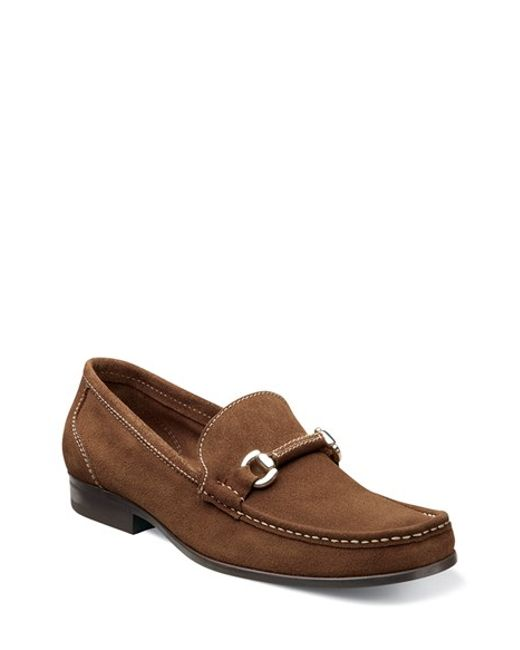 Florsheim | Brown 'felix' Bit Loafer for Men | Lyst