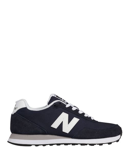 New Balance | Blue Lace-up Sneakers | Lyst