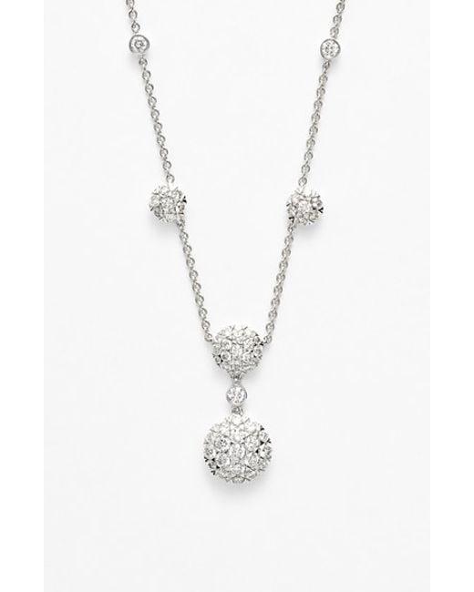 Kwiat | Metallic 'moonrise' Diamond Pendant Necklace | Lyst