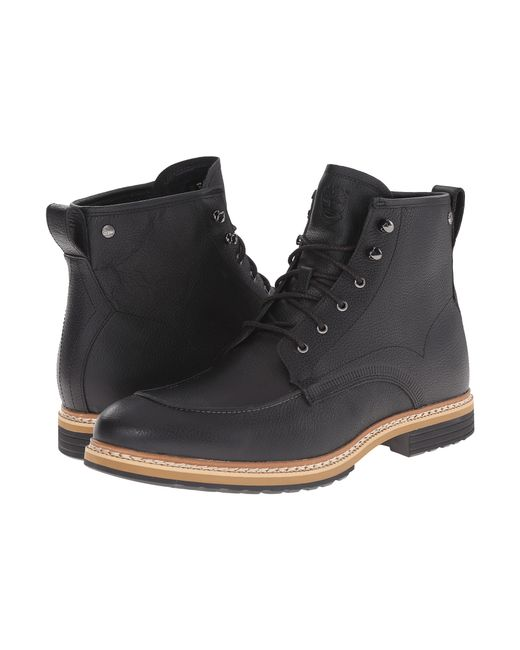 "Timberland | Black West Haven 6"" Waterproof Boot for Men 