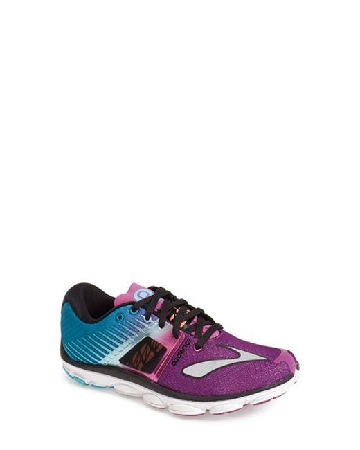 Brooks | Purple 'Pure Cadence 4' Running Shoe | Lyst