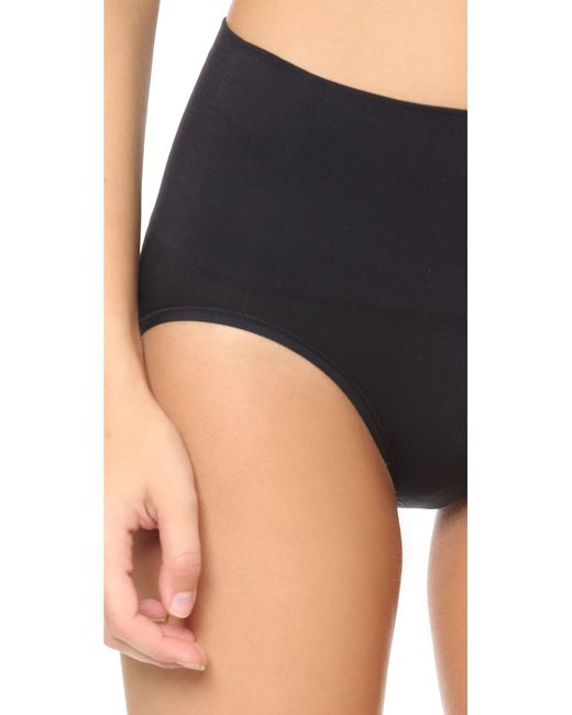Yummie By Heather Thomson | Black Nici Shaping Panties | Lyst
