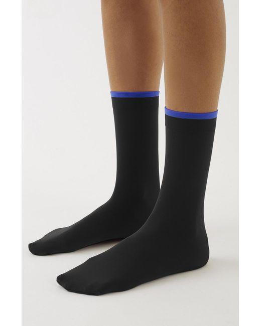 3.1 Phillip Lim | Black Falke Fine Socks | Lyst