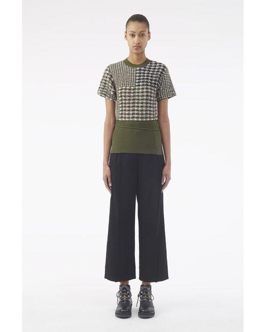 3.1 Phillip Lim - Multicolor Exclusive: Patchwork Pullover - Lyst