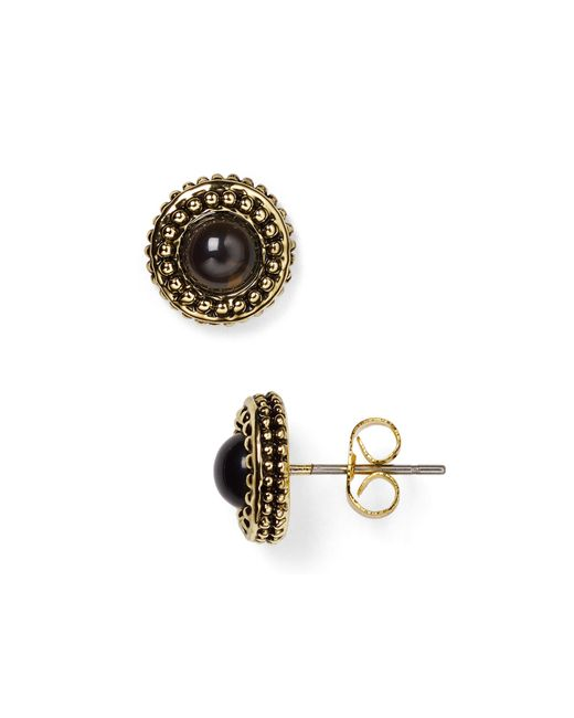 House of Harlow 1960 | Gold Cuzco Stud Earrings | Lyst