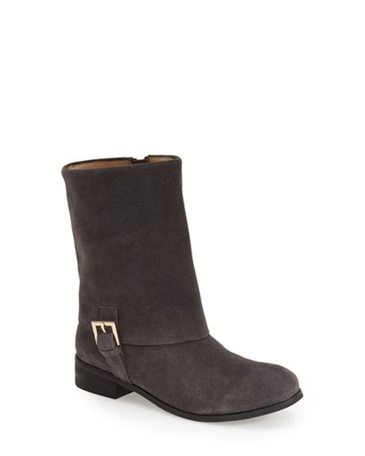 Trotters | Gray 'limona' Boot | Lyst