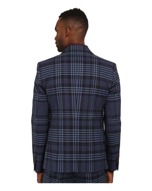 Vivienne Westwood   Blue Democrat Waistcoat Jacket for Men   Lyst