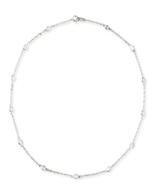 Fantasia by Deserio | White By The Yard Necklace | Lyst