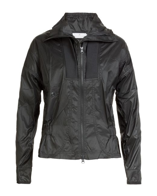 Adidas By Stella McCartney | Black Jacket | Lyst