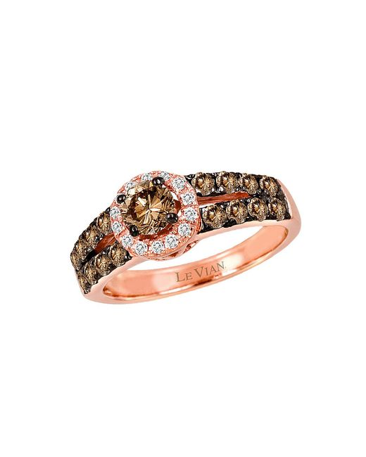 Mens Le Vian Strawberry Gold Rings