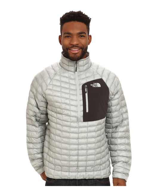 The North Face | Gray Thermoball™ Pullover for Men | Lyst
