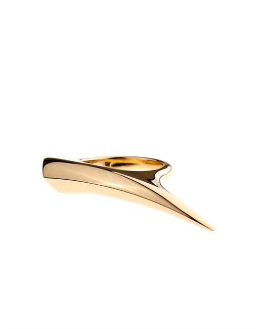 Shaun Leane | Yellow-Gold Sabre Ring | Lyst