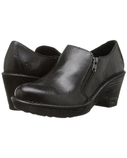 Born | Black Elliot Clogs | Lyst