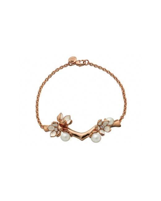 Shaun Leane | Metallic Branch Rose Gold Vermeil Bracelet | Lyst