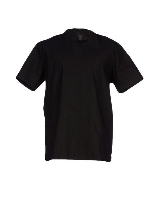 Silent - Damir Doma | Black T-shirt for Men | Lyst