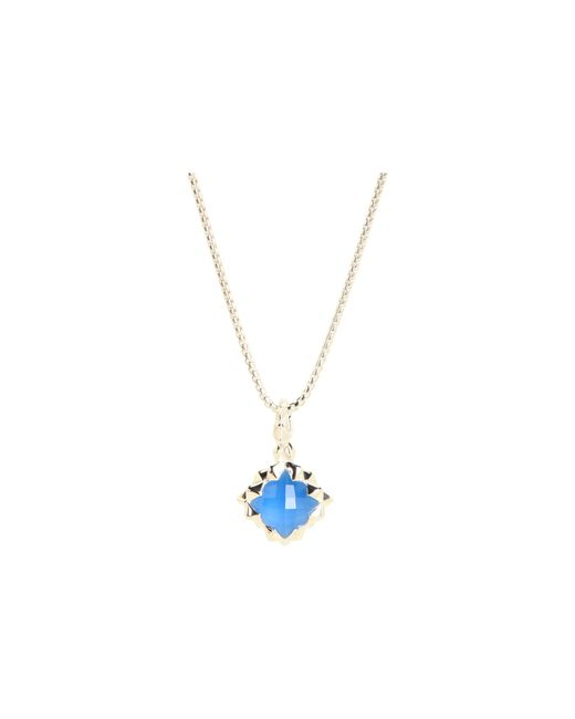 Stephen Webster | Blue Superstud Small Square Pendant | Lyst