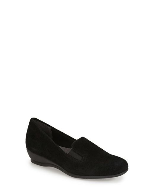 Trotters | Black 'lamar' Loafer | Lyst