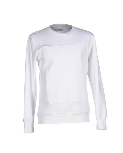 Billtornade | White Sweatshirt for Men | Lyst