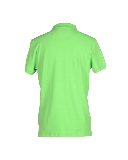 Beverly Hills Polo Club | Green Polo Shirt for Men | Lyst