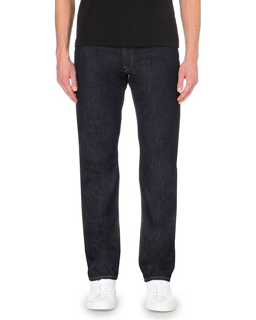 Polo Ralph Lauren | Blue Varick Slim-fit Straight Jeans for Men | Lyst