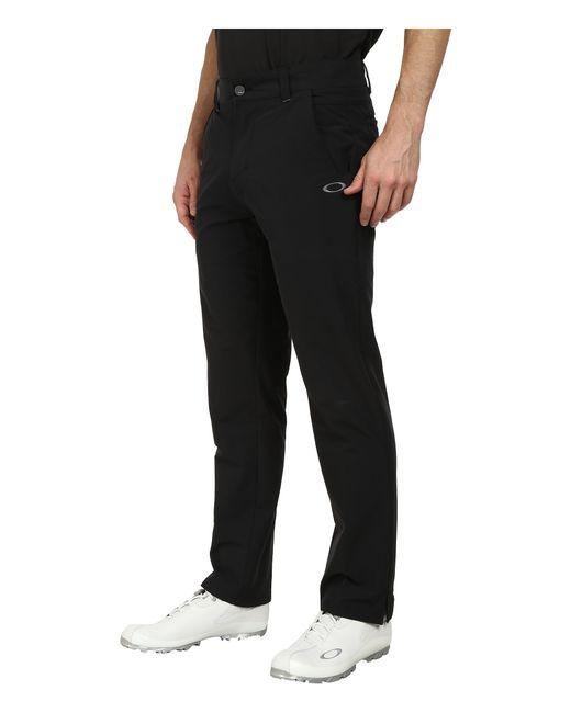 Oakley   Black Take Pants 2.5 for Men   Lyst