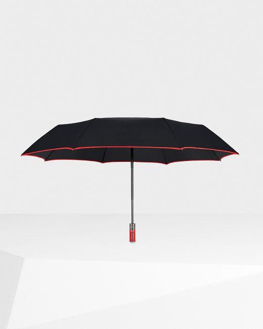 Hunter   Black Original Automatic Umbrella   Lyst