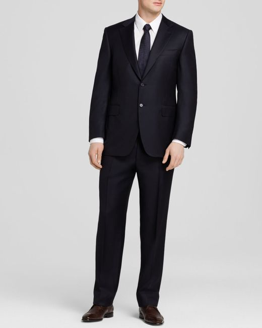 Canali | Blue Firenze Regular Fit Suit for Men | Lyst