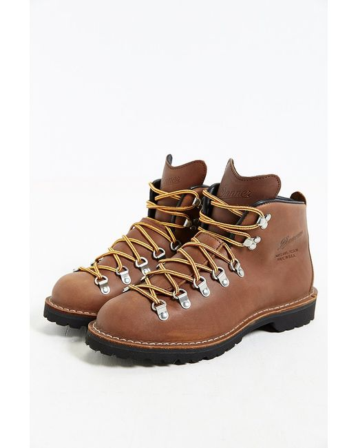 Danner Mountain Light Timber Hiking Boot In Brown For Men