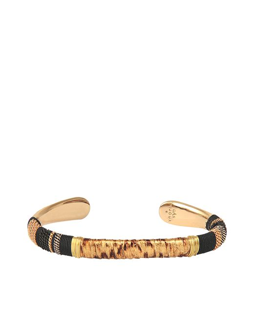 Gas Bijoux | Metallic Exclusive Massai Bracelet | Lyst