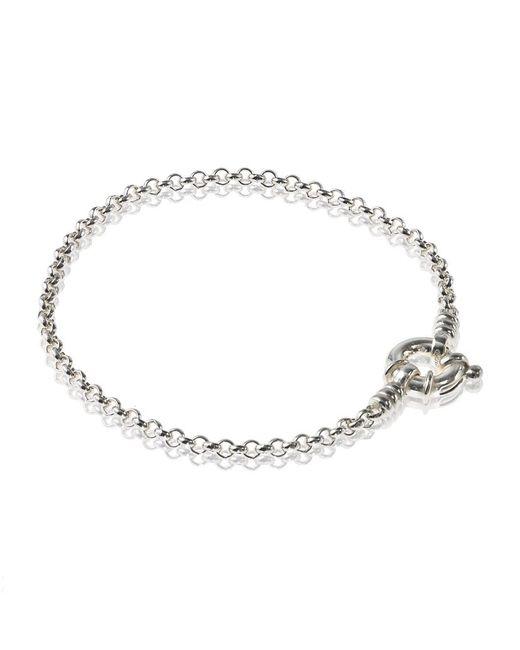 Links of London | Metallic Belcher Mini Bracelet | Lyst