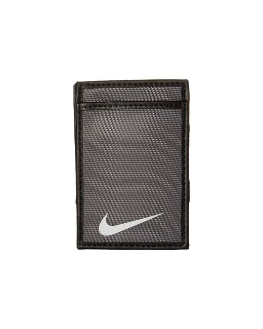 Nike | Gray Tech Essential Magic Wallet for Men | Lyst
