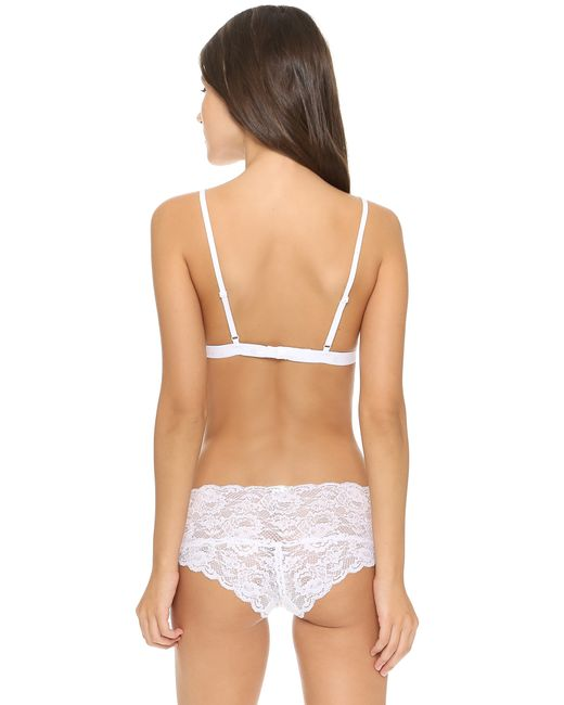 Cosabella | White Never Say Never Naughtie Soft Bra | Lyst