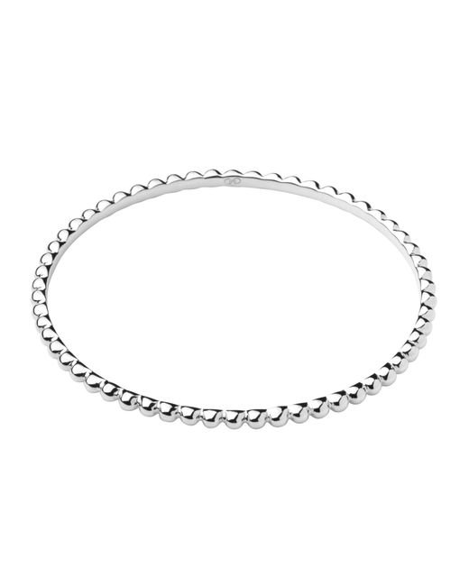 Links of London | Metallic Eff Essentials Ss Bangle | Lyst