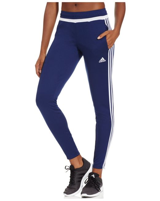 Adidas Originals | Blue Tiro 15 Climacool Training Pants | Lyst