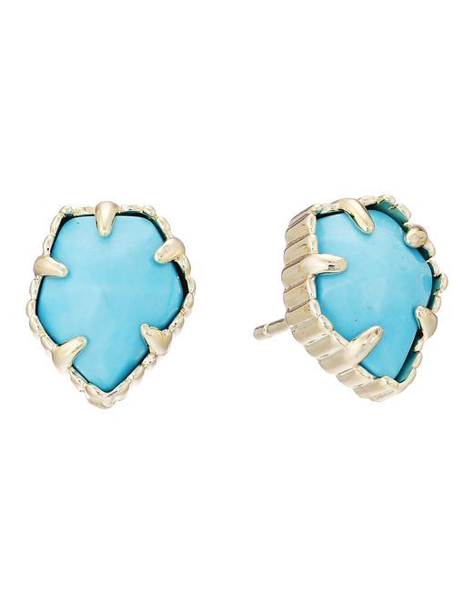 Kendra Scott | Metallic Tessa Earring | Lyst